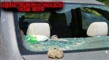 נאסף DNA? ארבעה פצועים השבוע מאבנים שיידו ערבים