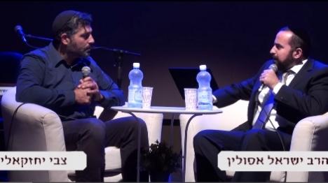 """צבי יחזקאלי בראיון: """"המלחמה האמיתית"""""""