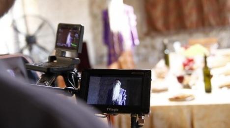 צפו: מאחורי הקלעים של הסרט 'סיפורי מעשיות'