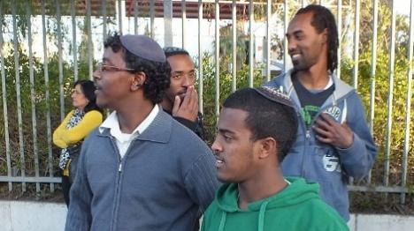אתיופים בישראל (Orrling)