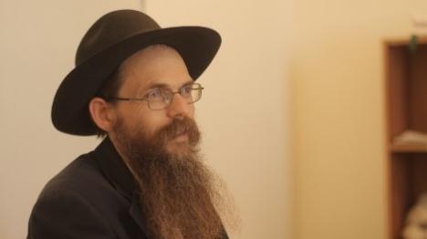 הרב יצחק שפירא (יהודה פרל)