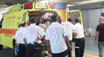 """התפרועיות בירושלים: לוחם מג""""ב נפצע; נזק לניידות משטרה"""