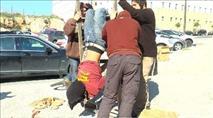 הבוקר: מייצג העינויים בתל אביב