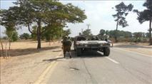 רצועת עזה: מחבלים הפעילו מטענים על כח צבאי