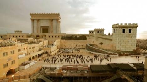 מי יבנה את בית המקדש השלישי?
