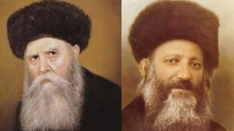 הרב אברהם יצחק הכהן קוק ואדמור יוסף יצחק שניאורסהון