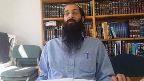 הרב אריאל לוי (צילום מסך) (צילום מסך)