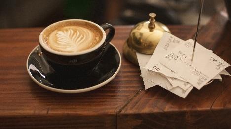 כוס קפה אחרי שווארמה?
