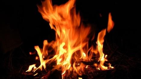 """""""מימינו אש דת למו"""""""