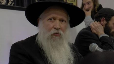 הרב יצחק גינזבורג (יהודה פרל - הקול היהודי)