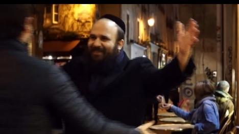 """שמואל שפירו בקליפ: """"אהבת ישראל"""""""