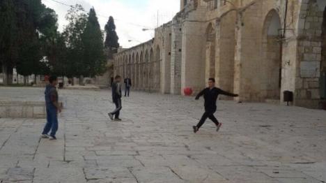 המשטרה תחדד נהלים בנוגע למשחקי כדורגל בהר הבית