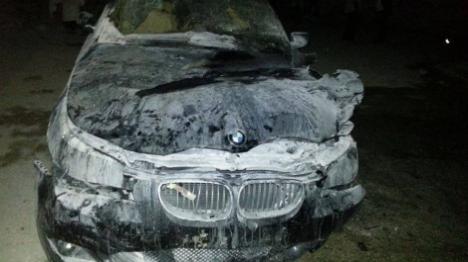 דיווח: רכב ערבי הוצת בסילוואן