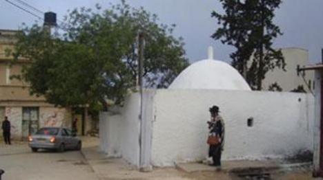 """צה""""ל ביטל כניסה לקבר יהושע בן נון"""