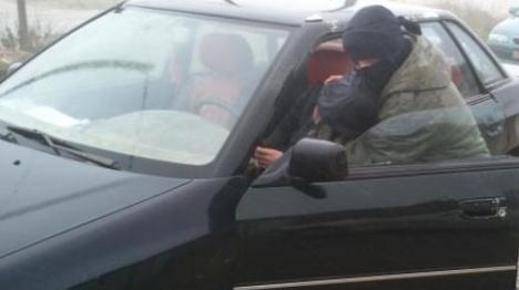 """שומרון: ערבים שדדו את רכבו של יו""""ר ארגון תג מאיר"""