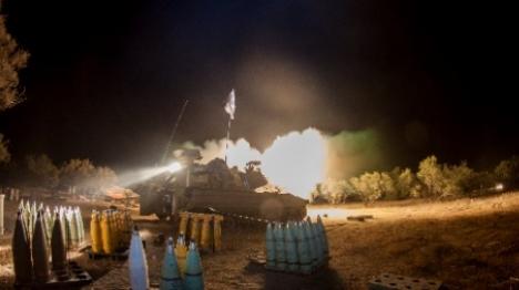לילה נוסף ברצועה: חיילים נפצעו