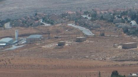 נוקדים: תושבים הרחיקו ערבים משטחי הישוב
