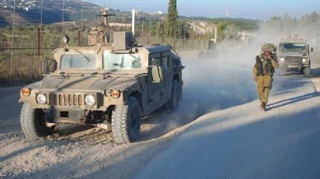 האירוע בצפון: שני חיילים נהרגו ושבעה נפצעו