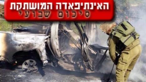 """מסכמים שבוע: צפון חיפה, י-ם ואיו""""ש"""