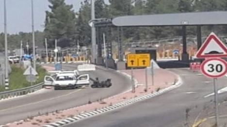 סוכל פיגוע גדול: מכונית תופת נתפסה במחסום ביתר