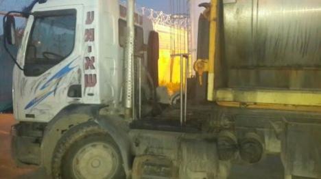 ערבים חטפו משאית בצפון ונתפסו בהר חברון