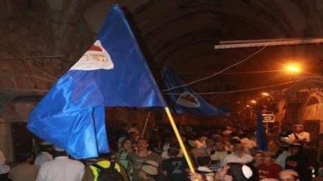 המשטרה ביטלה: עשרות ערכו סיבוב שערים