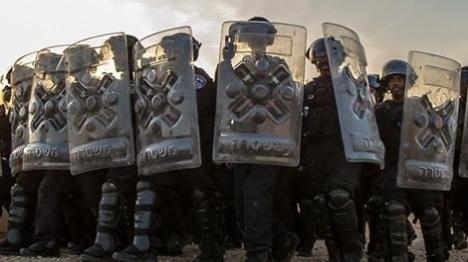 שוטרים במגננה (חטיבת דובר המשטרה)