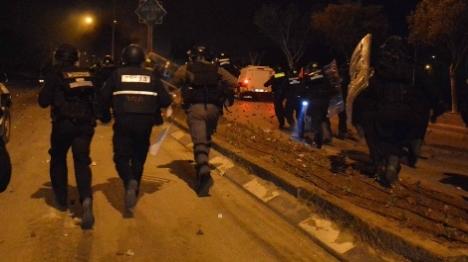 שוחרר השוטר החשוד בירי במתפרע הבדואי