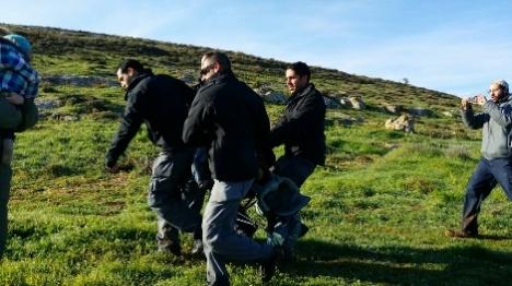 שוחרר ללא תנאי החייל שנעצר בגוש שילה