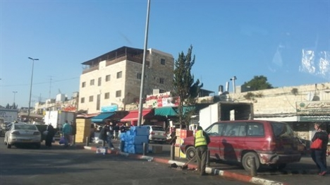 מבנה ברחוב הנביאים - נמכר לערבים
