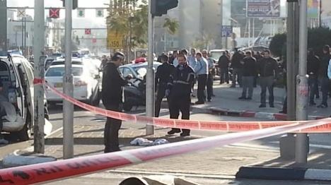 ערבי תקף בתל אביב וצעק: 'אללה אכבר'