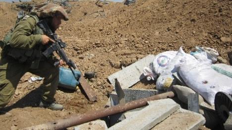 צוק איתן: ניסה להרוג ולחטוף חיילים וייאסר