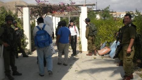 יהודים בביקור ביריחו