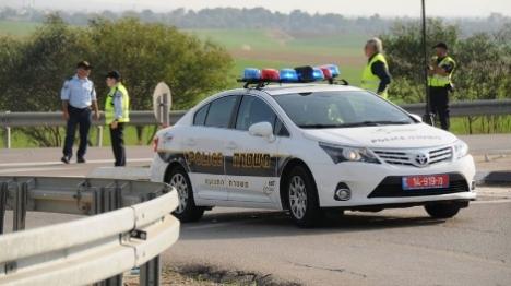 שפרעם: ערבי ניסה לדרוס שוטר ונמלט