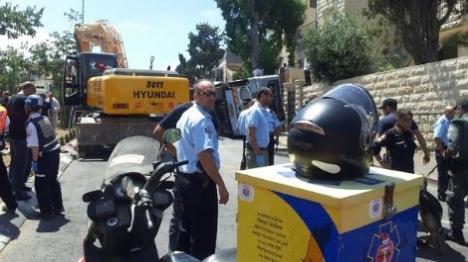 """הנרצח בפיגוע הטרקטור: אברהם וואלעס הי""""ד"""
