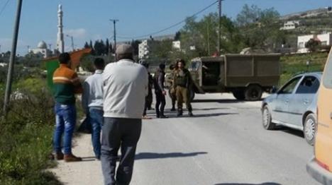 """חודשיים מאסר לחייל שהורשע ב""""חטיפת ערבי"""""""