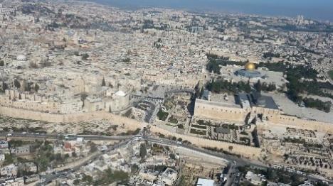 """מדוע יום ירושלים, ומי מצדד ל""""מסירת"""" העיר?"""