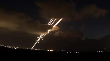 ערבים ירו טילים לעבר אשדוד ואשקלון
