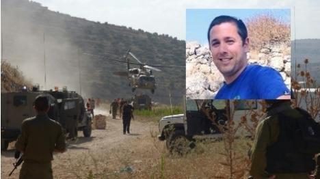 """הנרצח בפיגוע: דני גונן הי""""ד"""