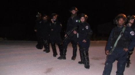 """""""קצין משטרה מחק תיעוד אלימות שוטרים"""""""