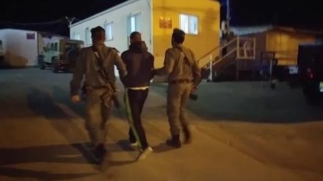 חברון: יידוי אבנים מאסיבי וחמוש נתפס