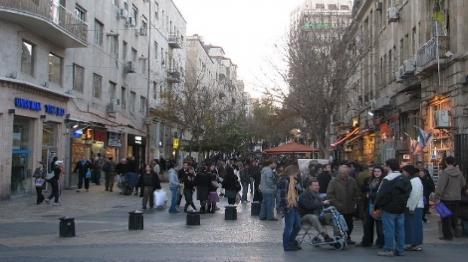 יהודים תקפו נהג מונית ערבי בירושלים