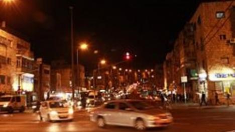 יהודים הכו ערבי בירושלים, חשוד נעצר