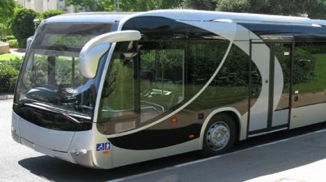 בקרוב: נהגי אוטובוס – מאבטחים