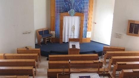 מה עשו ערבים בבית הכנסת?