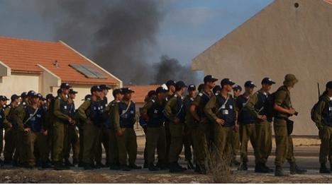 גירוש יהודים כשר למהדרין - בהשגחת הרבנות הצבאית