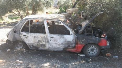 נאשמים בהצתה בכפר דהריה זוכו מאשמה