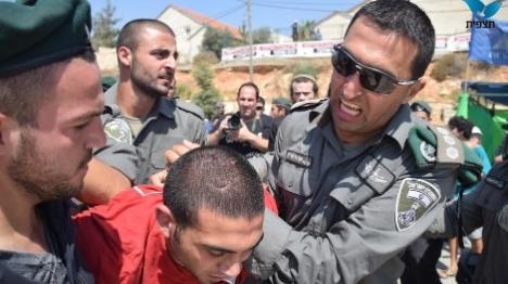 """חשיפה: לוחם מג""""ב סרב פקודה לגירוש יהודים"""