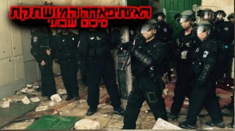 מסכמים שבוע: 22 פצועים בטרור אבנים