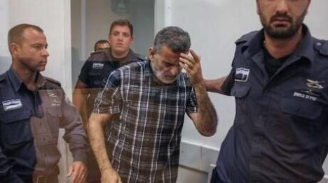 המרגל נשלח לגייס ערבים ישראלים